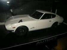 1:18 Autoart Nissan Fairlady Z432 white/weiss in OVP