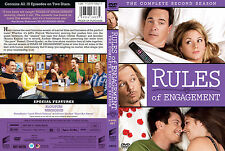 Rules of Engagement - The Complete Second Season (DVD, 2008)