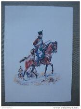 affiche de Hussard premier empire