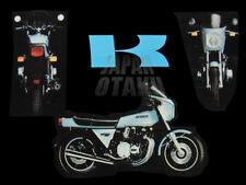 1/8 Kawasaki Kz1000D Z1-R 4 Into 1 Exhaust Model kit