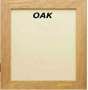 Oak Photo Frame Picture Frame Poster Size Frame wood Wooden Effect
