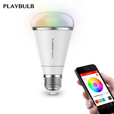 Playbulb Bluetooth Smart LED Light Bulbs APP Controlled Dimmable Color Changing