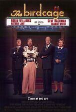 THE BIRDCAGE Movie POSTER 11x17 Robin Williams Nathan Lane Gene Hackman Dianne