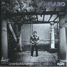 """NOUGARO """"CHANSONS NETTES""""  33T LP"""