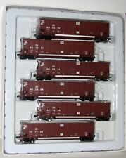 Walthers Conrail Bethgon Coalporter Coal Cars -6 Car Set--New Old Stock-HO SCALE