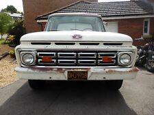 1964 Ford F100 V8 Truck Short bed, Classic Vintage American Registered Hot Rod