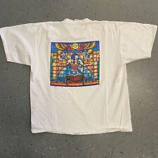 Hard Rock Cafe Myrtle Beach T Shirt Double Sided Vintage Sun God Egypt XL F4