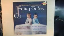 Golden Record A Golden Treasury of  FAIRY TALES Songs & Stories LP 1958