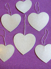 Hearts Decorations Valentines Baubles Party Wedding Ornament SALE