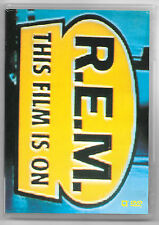 DVD / R.E.M THIS FILM IS ON (MUSIQUE CONCERT)
