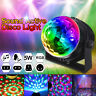 LED RGB Magic Ball Projector Disco Lamp DJ KTV Bar Party Stage Light Xmas Light