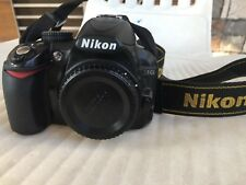 Used Nikon D3100 Camera Body with battery Charger (Read Description)