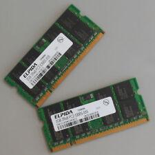 4GB kit RAM for Dell Inspiron 9400 (B2)