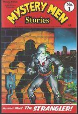 "Mystery Men Stories #1 ""The Strangler"" '96 Lmtd Version A Text Ed Bob Burden Nm"