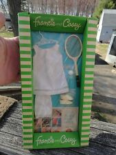 1965 Francie & Casey Barbie's Cousin outfit #1221-165 Tennis Tunic Never opened