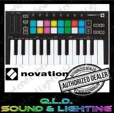 Novation Launchkey Mini MK3 Compact 25 Key MIDI Keyboard Controller | FAST SHIP