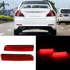 Tail Bumper Reflector Brake LED Light For Mitsubishi Lancer Outlander Sport RVR