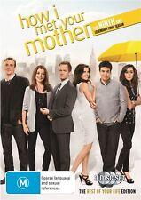 How I Met Your Mother Season 9 Final DVD NEW Region 4