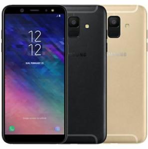 Samsung Galaxy A6+ Plus 32GB SM-A605F/DS Schwarz Gold SIMLOCK FREI SMARTPHONE