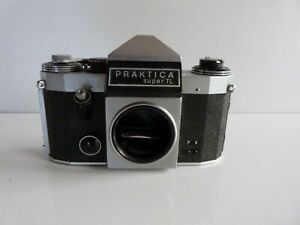 Praktica Super TL SLR 35mm Camera Body