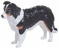 New boxed John Beswick tricolour Border Collie dog ornament figure JBD83TRI