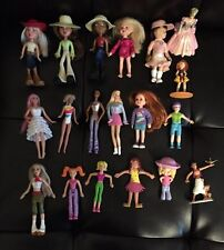 Dolls Mini - Mixed Lot of 19 Some Barbies & Other Collectables Pre-Owned