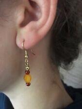 Genuine Baltic Amber Earrings
