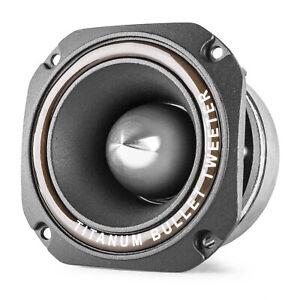 Professional Bullet Tweeter Titanium 100W 44mm Voice Coil Speaker Driver