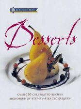 Le Cordon Bleu Desserts (Cookery) By VARIOUS