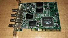 IEI IVC-200-KN V 1.3 4 canales tarjeta de captura de video PCI