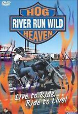 Hog Heaven: River Run Wild (DVD, 2006)(608)