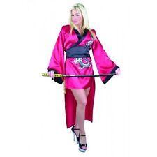 GEISHA GIRL HALLOWEEN COSTUME ADULT SIZE X-SMALL 3-5