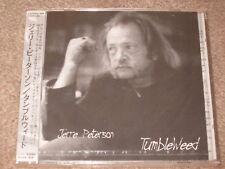 JERRE PETERSON - TUMBLEWEED - JAPANESE + OBI