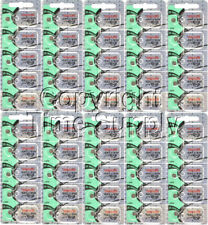 Maxell 379 SR521SW SR521 V379 SR63 JA Watch Battery 0% MERCURY ( 50 PC )