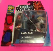 Star Wars discover the force Darth Maul with 3D glasses