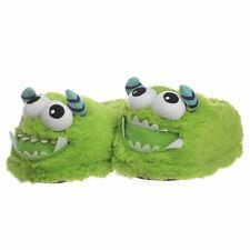 Monstarz Monster Green Slippers (One Size), Gift/Present/Stocking Filler