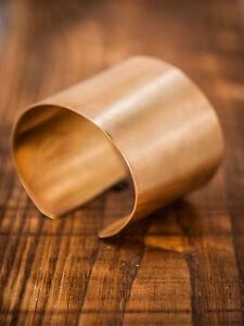 Greek handmade Cuff Bracelet 18ct Goldplated