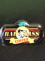 Vintage Collectible Bad Ass Coffee Colorful Metal Pin Back Lapel Pin Hat Pin