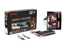NEW DIAMOND AMD Radeon HD 6450 PCIE 1GB DDR3 VGA/DVI/HDMI Low Profile Video Card