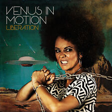 "VENUS IN MOTION ""LIBERATION"" - CD"