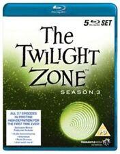 Twilight Zone The Original Series Season 3 5030697020031 Blu Ray Region B