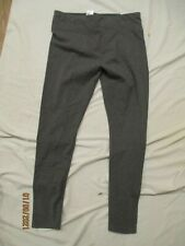 Justice new with tags young girls pants legging Plus Size 20 grey