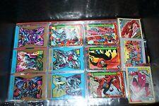 Marvel & DC Comics Trading Card Lot!