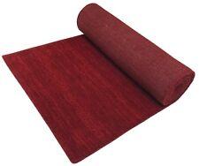 Orientteppich Läufer Gabbeh Loom, Handgefertigt  Teppich 100% Wolle 70X300 cm