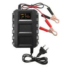 Intelligentes 12V 20A Auto Batterieladegerät Batteriekabel Acid Battery Charger