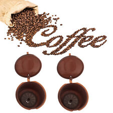 1PC Coffee Capsule For Nescafe Dolce Gusto Reusable Capsule Reuse Refilling Pod