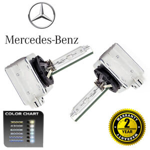 Fits Mercedes D1S Bulbs HID Xenon OEM Replacement Headlight 66144  Colour Choice