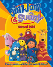 Jim Jam and Sunny (Annual), , Very Good Book