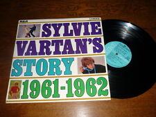 SYLVIE VARTAN 33 TOURS FRANCE STORY 1961-1962