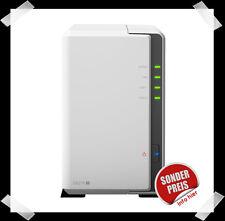 SYNOLOGY ds215j DS 215j 215 RAID Server NAS incl. 2 x 6 TB 6tb HDD Bundle 12 TB